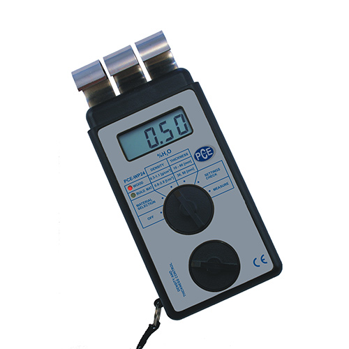 Wood moisture meter pce wp 24 pce instruments for Wood floor moisture meter