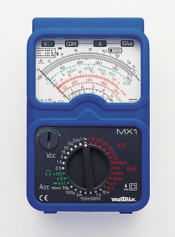 Analog Multimeter Metrix MX