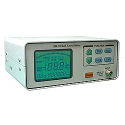 Signal Level Analyzer SM 10