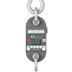 Weighing Hook EDjr-1T with a carry case