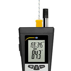 Air humidity meter PCE-320 application