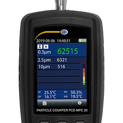 Air Quality Monitoring Particle Counter PCE-MPC 20