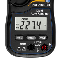 Cable Fault Meter PCE-186 CB