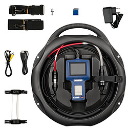 Chimney and Drain Inspection Camera PCE-VE 390N Case