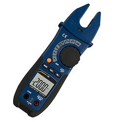 Clamp Meter PCE-CM 3-ICA incl. ISO Calibration Certificate
