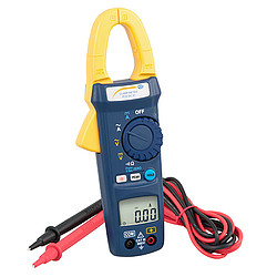 Clamp on Tester PCE-DC 41-ICA incl. ISO Calibration Certificate