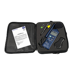 Climate Meter PCE-EM 882 delivery