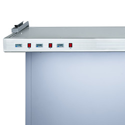 Color Matching Cabinet PCE-CIC 20 display
