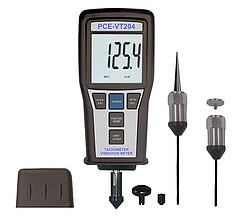 Condition Monitoring Vibration Meter PCE-VT 204