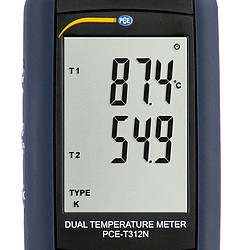 Contact Thermometer PCE-T312N