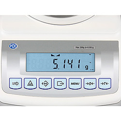 Counting Scales PCE-BT 200