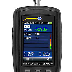 ust Measuring Device PCE-MPC 30