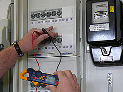 Electrical Tester PCE-DC 2 application