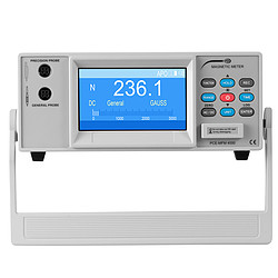 Electromagnetic Field Meter PCE-MFM 4000-ICA Incl. ISO Calibration Certificate