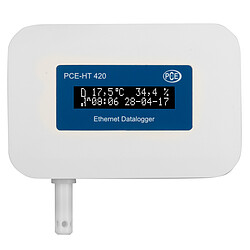 Environmental Meter PCE-HT 420 front