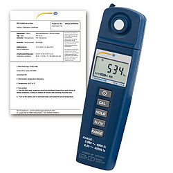 Environmental Tester PCE-170 A-ICA incl. ISO Calibration Certificate