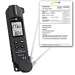 Food / Hygiene Temperature Meter PCE-IR 80-ICA Incl. ISO Calibration Certificate