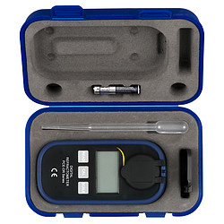 Handheld Digital Refractometer PCE-DRB 2 Case