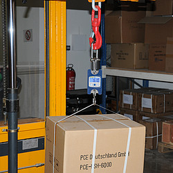 Hanging Scales PCE-HS 50N-ICA application