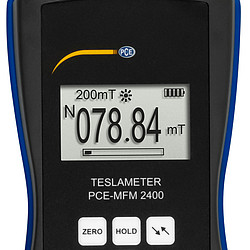 High Precision Gauss Meter PCE-MFM 2400+