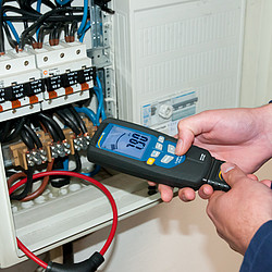 HVAC Meter PCE-CM 40-ICA incl. ISO Calibration Certificate