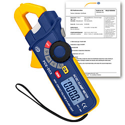 HVAC Meter PCE-DC3-ICA incl. ISO Calibration Certificate