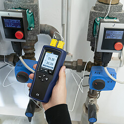 HVAC Meter PCE-T 330 application