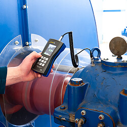 Vibration meter application.