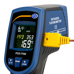 Infrared Thermometer PCE-779N Sensor