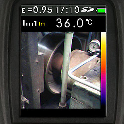 Inspection Camera PCE-TC 28