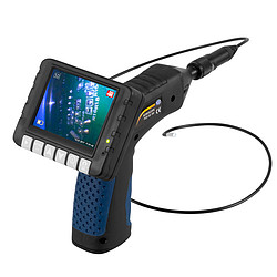 Inspection Camera PCE-VE 180 with connected display