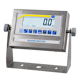 LAB Scale PCE-EP 150P2 - display