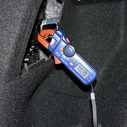 Mini Clamp Meter PCE-DC1-ICA Incl. ISO Calibration Certificate