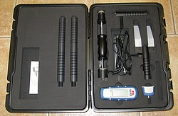 Probes in carrying case PCE-MMK 1