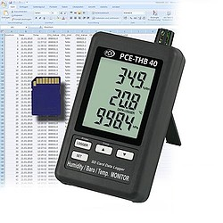 Multifunction Data Logger PCE-THB 40
