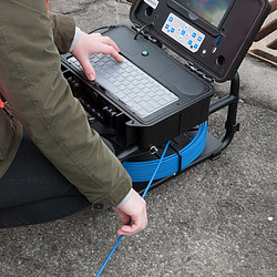 NDT Tester Inspection Camera PCE-PIC 20