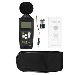 Noise Dose Meter PCE-353N-ICA Incl. ISO Calibration Certificate
