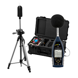 Outdoor Noise Dose Meter Kit PCE-430-EKIT