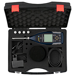 Outdoor Noise Dose Meter Kit PCE-432-EKIT delivery