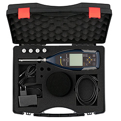 Outdoor Sound Level Meter Kit PCE-430-EKIT delivery