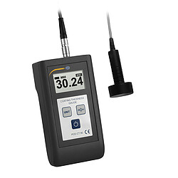 Paint Thickness Gauge PCE-CT 90-ICA Incl. ISO Calibration Certificate