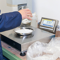 Parcel Scales PCE-EP 150P1 application