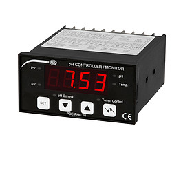 pH Value Controller PCE-PHC 10