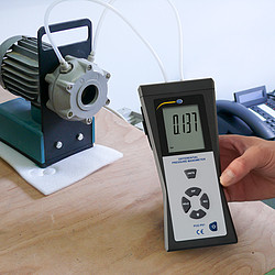 Differential Pressure Meter PCE-P01 - application