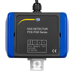 Refrigerant Gas Detector / gas detector PCE-FGD series refrigerants & F gases