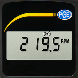 Rotation Meter PCE-T 236