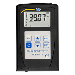 Roughness Tester Incl. ISO Calibration Certificate - Overview 2