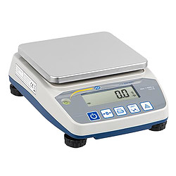 Scale with Software PCE-BSH 10000