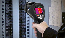 Surface Testing - Infrared Imaging Camera PCE-TC 28