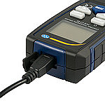 Surface Testing Thickness Gauge PCE-CT 65-ICA Port